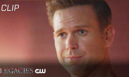 Legacies | Hope Is Not The Goal Scene 2 | The CW