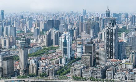 Check out this astonishing 195-gigapixel image of Shanghai