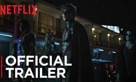 Titans | Official Trailer #2 [HD] | Netflix