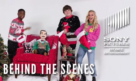 Goosebumps 2 – Behind the Scenes Clip – Slappy Spells