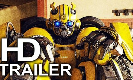 BUMBLEBEE Destroys Charlie's House Scene Clip + Trailer NEW (2018) John Cena Transformers Movie HD