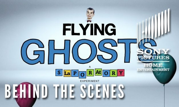 Goosebumps 2 – Behind the Scenes Clip – Flying Ghosts