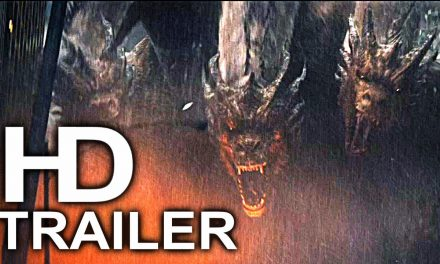 GODZILLA 2 Annihilation Trailer NEW (2019) King Of The Monsters Action Movie HD