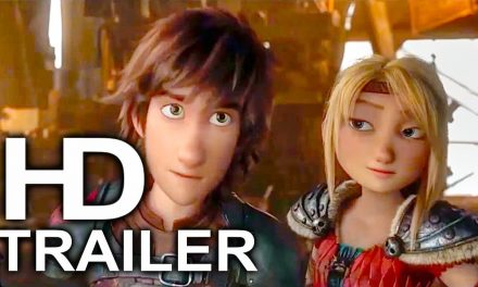 HOW TO TRAIN YOUR DRAGON 3 Goodbye Toothless Trailer  (2019) Animated Movie HD