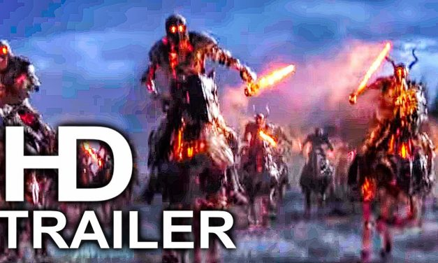 THE KID WHO WOULD BE KING Trailer #2 NEW (2019) Patrick Stewart Fantasy Action Movie HD