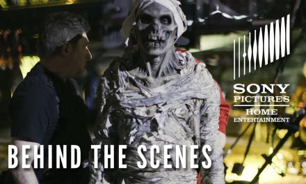 Goosebumps 2 – Behind the Scenes Clip – Designing The Monsters
