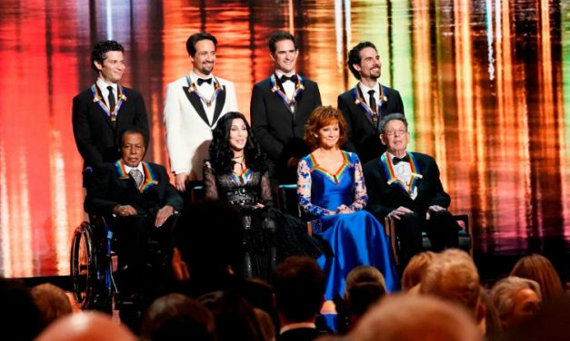 TV Ratings Wednesday: Kennedy Center Honors dip again, 'Chicago' reruns put NBC ontop
