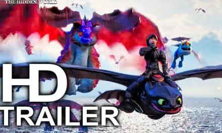HOW TO TRAIN YOUR DRAGON 3 Fight Scene Trailer (2019) Animated Movie HD