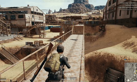 The best guns in 'PUBG'