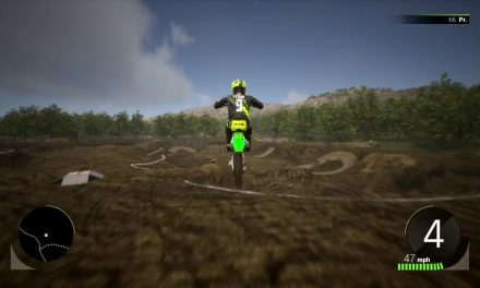 Monster Energy Supercross – The Official Videogame 2 – The Compound Area Gameplay Trailer