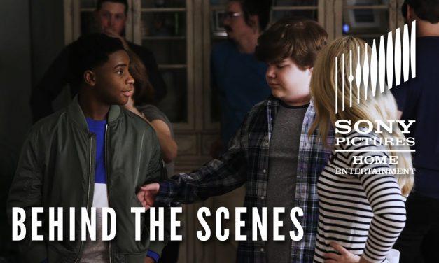 Goosebumps 2 – Behind the Scenes Clip – Friends