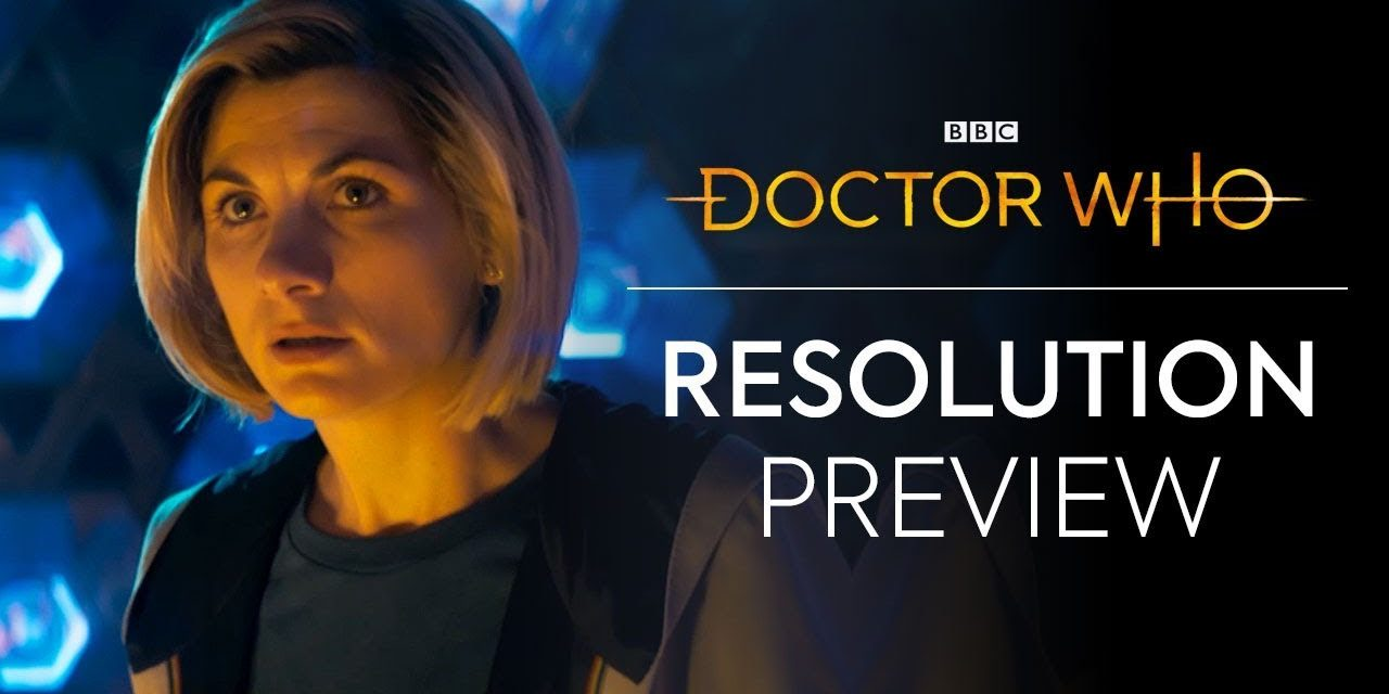 New Year's Day Special Preview | Doctor Who: Resolution