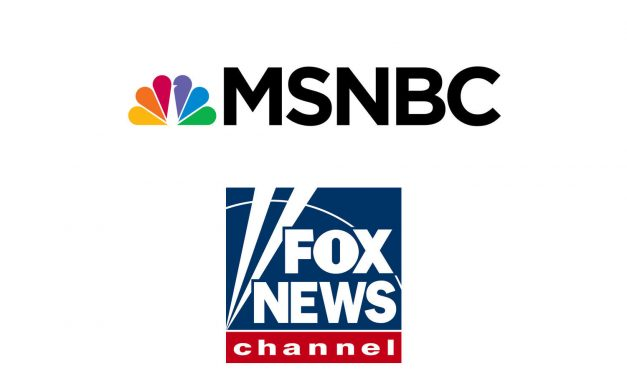 MSNBC Beats Fox News In Key Ratings For First Time In 17 Years