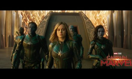"Marvel Studios' Captain Marvel | ""Climb"" TV Spot"