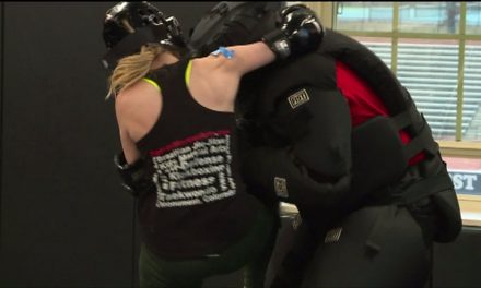 Wake Forest University students punch and kick their way to self-defense – WGHP FOX 8 Greensboro
