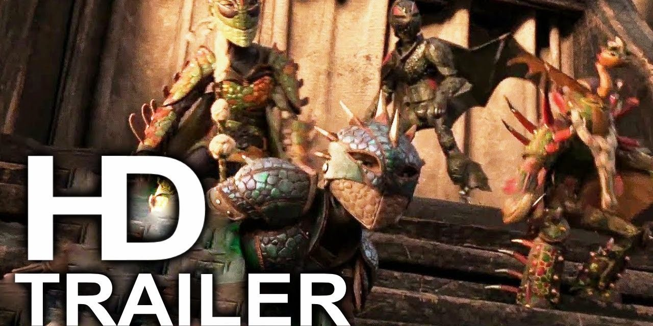 HOW TO TRAIN YOUR DRAGON 3 Suit Up Trailer (2019) Animated Movie HD