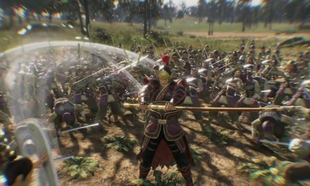 """Dynasty Warriors 9 – Additional Weapon """"Curved Sword"""" Trailer"""