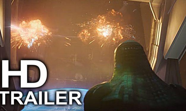CAPTAIN MARVEL Ronan Earth Invasion Trailer NEW (2019) Superhero Movie HD