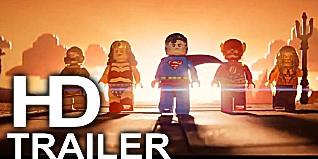 THE LEGO MOVIE 2 Justice League Joke Trailer (NEW 2019) Animated Movie HD