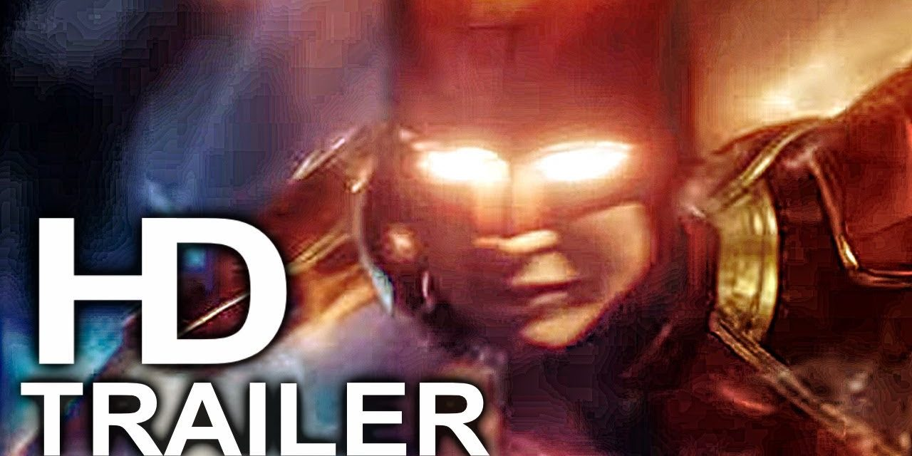 CAPTAIN MARVEL Trailer #3 Teaser NEW (2019) Superhero Movie HD