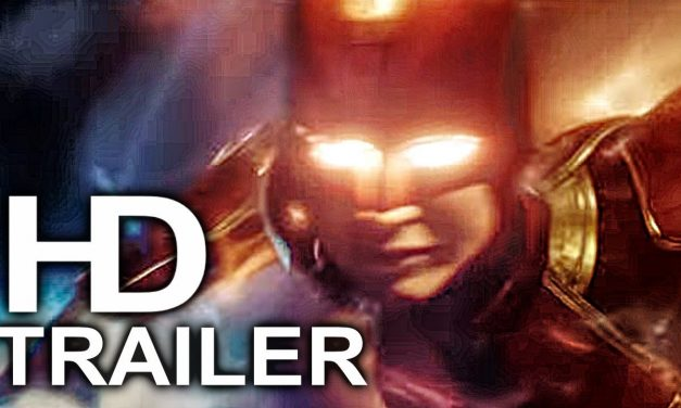 CAPTAIN MARVEL Trailer #3 Teaser NEW (2019) Superhero Movie HD