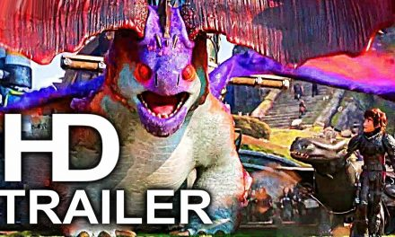 HOW TO TRAIN YOUR DRAGON 3 Crimson Goregutter Fight Scene Trailer (2019) Animated Movie HD