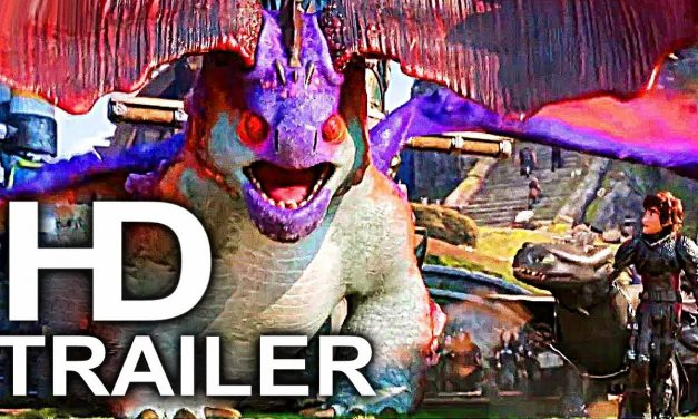 HOW TO TRAIN YOUR DRAGON 3 Crimson Goregutter Fight Scene Trailer (2019) Animated Movie HD