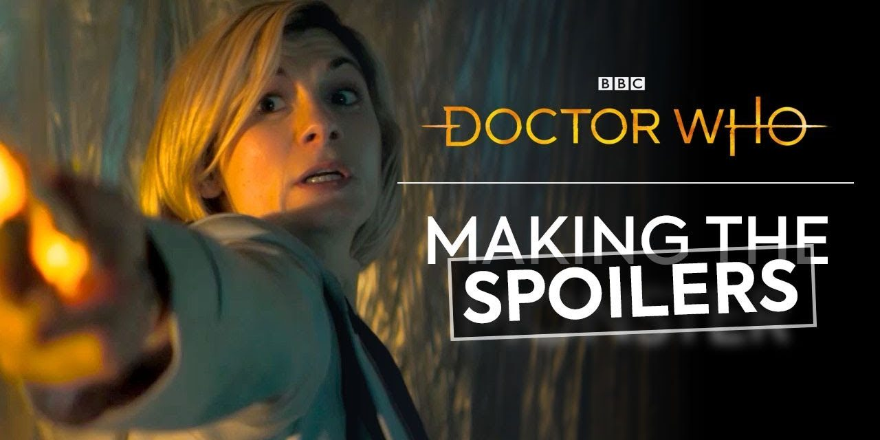 SPOILERS: Making the Monster   Doctor Who: Resolution