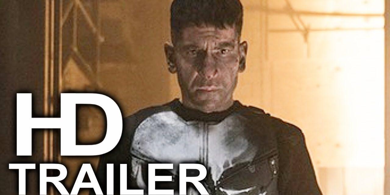 PUNISHER Season 2 Teaser Trailer #1 NEW (2019) Marvel Superhero Series HD