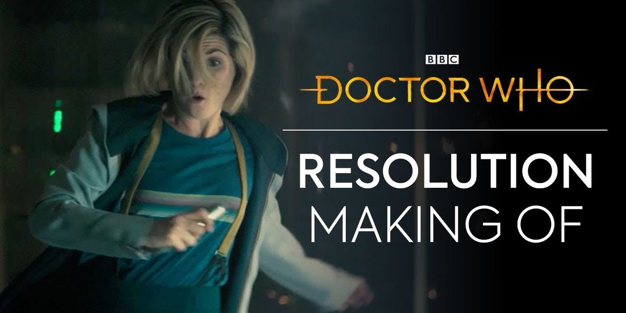 SPOILERS: Making the New Years Day Special   Doctor Who: Resolution