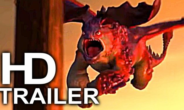 HOW TO TRAIN YOUR DRAGON 3 Crimson Goregutter Vs Toothless Trailer (2019) Animated Movie HD