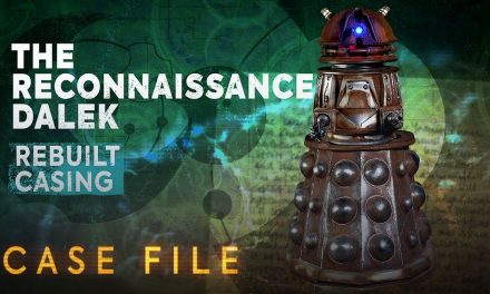 The Dalek | Case File | Doctor Who