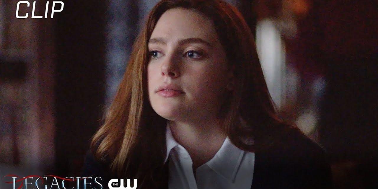Legacies   Mombie Dearest Scene 2   The CW