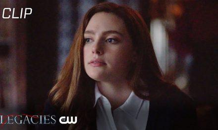 Legacies | Mombie Dearest Scene 2 | The CW