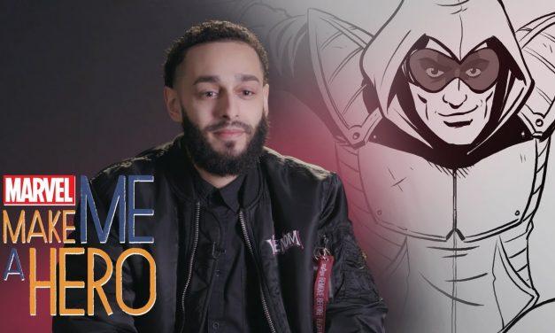 The Urban Hero | Marvel Make Me a Hero