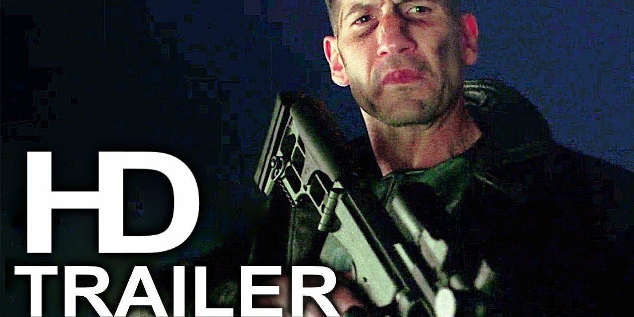 PUNISHER Season 2 Trailer #1 NEW (2019) Marvel Superhero Series HD