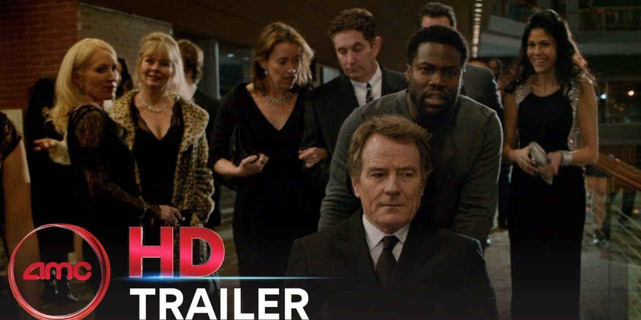 THE UPSIDE – First Trailer (Bryan Cranston, Kevin Hart, Nicole Kidman)   AMC Theatres (2019)