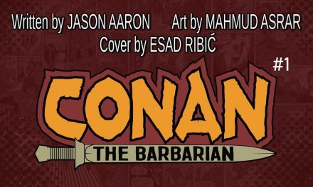 CONAN THE BARBARIAN #1 Launch Trailer | Marvel Comics