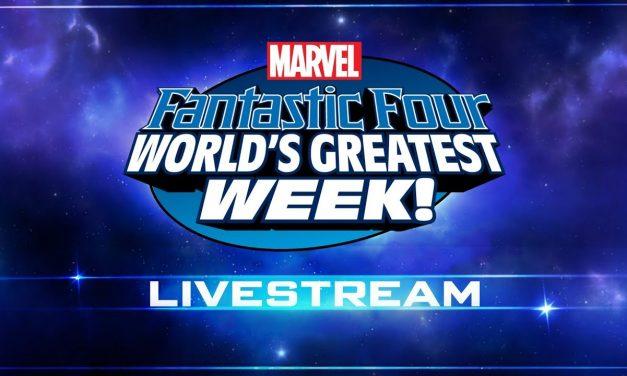 Fantastic Four: World's Greatest Week | Marvel Live!