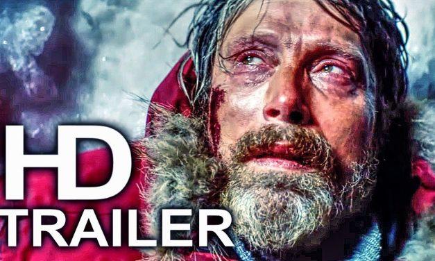 ARTIC Trailer #1 NEW (2019) Mads Mikkelsen Survival Thriller Movie HD