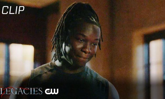 Legacies | Death Keeps Knocking On My Door Scene 2 | The CW