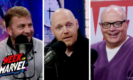 Bill Burr and the F Is For Family Producers Share Their Marvel Origin Stories | This Week in Marvel