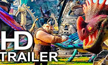 HOW TO TRAIN YOUR DRAGON 3 NEW Dragons Trailer (2019) Animated Movie HD