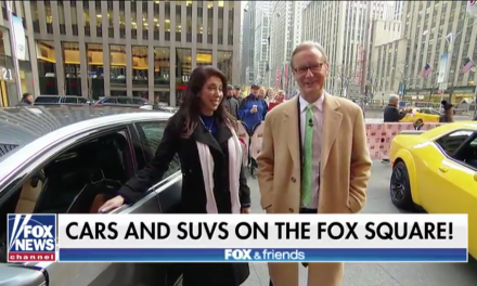 'Fox & Friends' Tells Viewers Now Is The Time To 'Buy A Gas Guzzler'