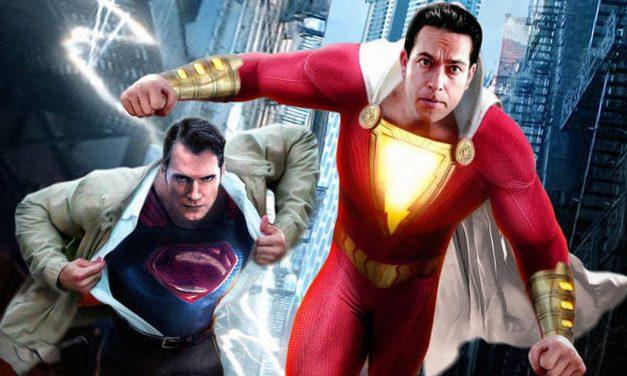 New Shazam Trailer Description Includes Big Tribute to Superman?