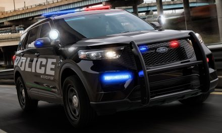 2020 Ford Police Interceptor Utility Revealed, Previews The Next Explorer