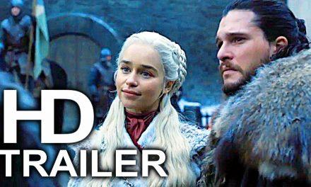 GAME OF THRONES Season 8 Trailer Teaser #2 NEW (2019) TV Series HD