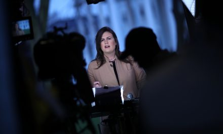 Sarah Huckabee Sanders gets fact-checked over wall claims during Fox News Sunday appearance