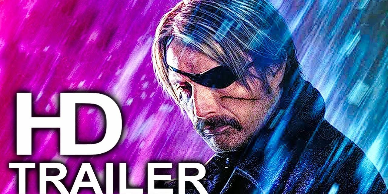 Movie Poster 2019: POLAR Trailer NEW (2019) Mads Mikkelsen, Vanessa Hudgens