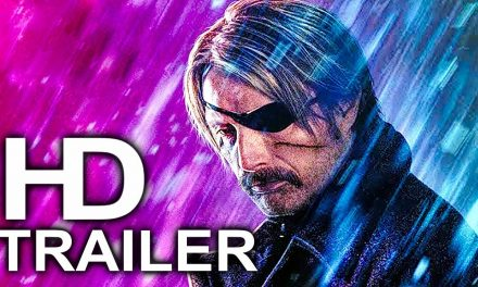 POLAR Trailer NEW (2019) Mads Mikkelsen, Vanessa Hudgens Netflix Action Movie HD